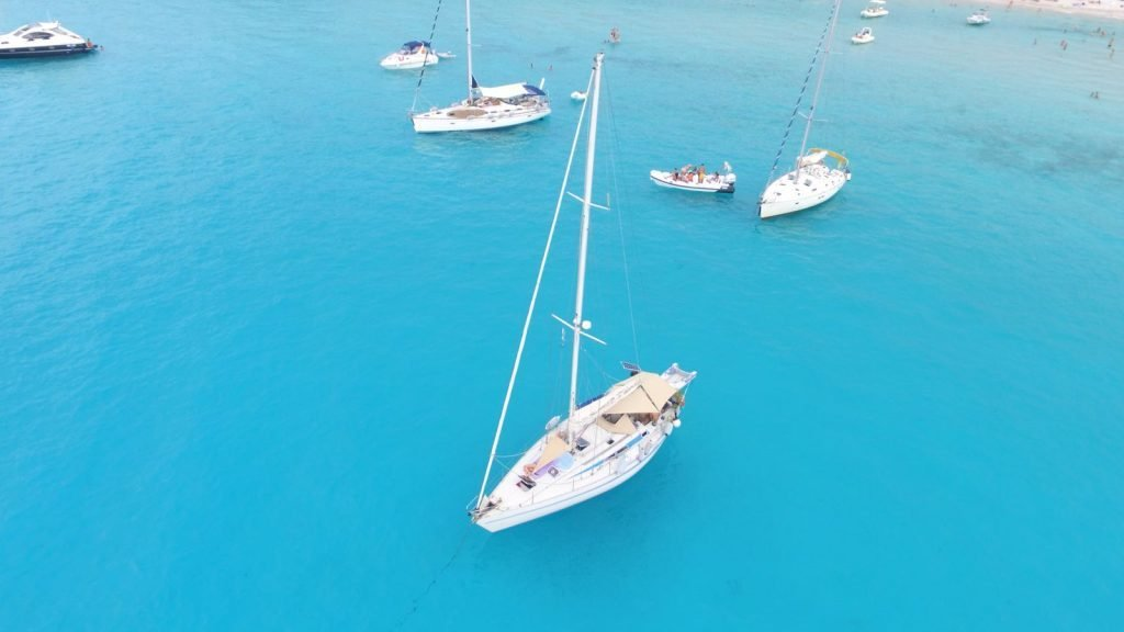 Sailing holidays in the Balearics